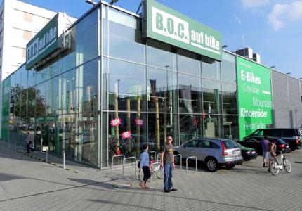 Büro mit Handelsfläche in Hamburg Nedderfeld