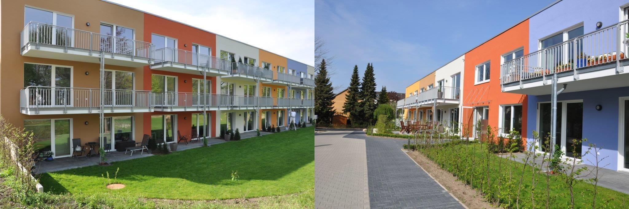 Neubauwohnkomplex Betreutes Wohnen in Bad Bevensen