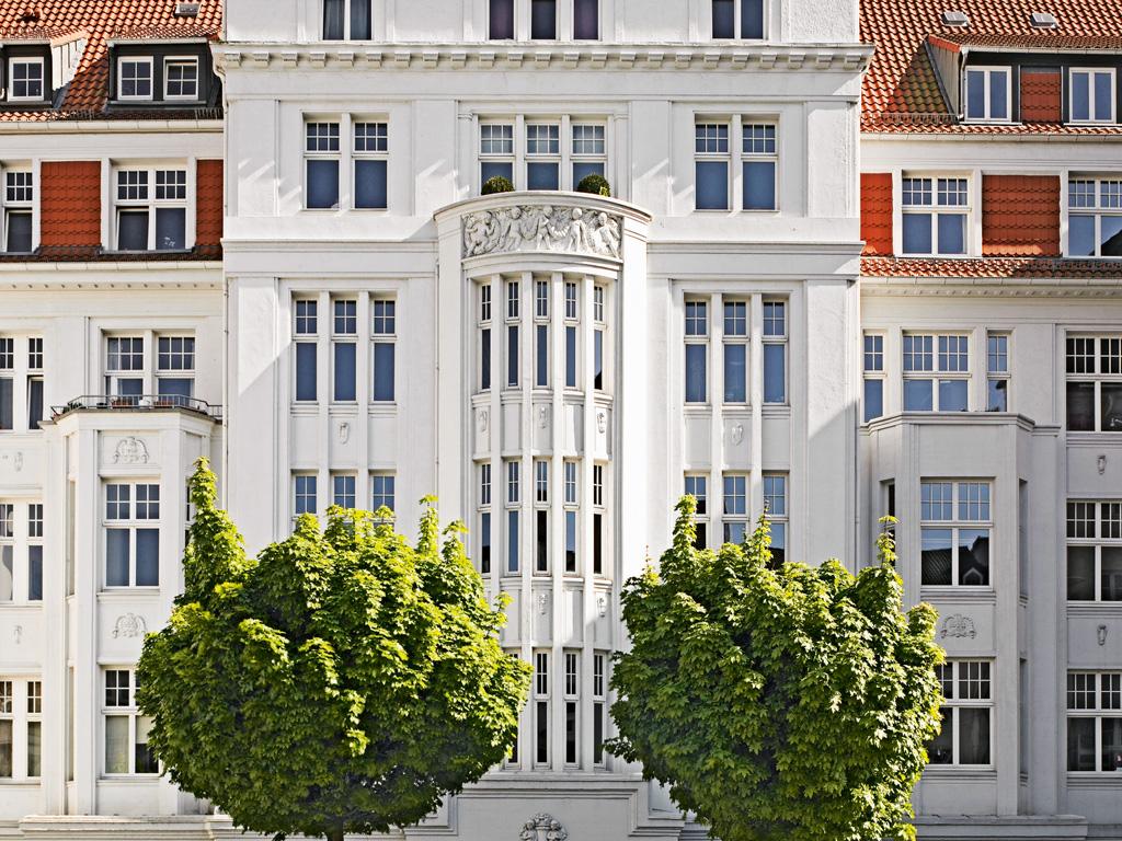 Kontorhaus in Bremen in der Rembertistraße 30