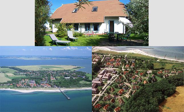 Ferienwohnungen im Ostseebad Wustrow