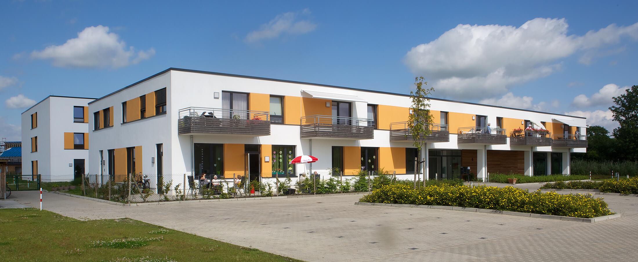 Wohnanlage Haus Tongern in Nordenham
