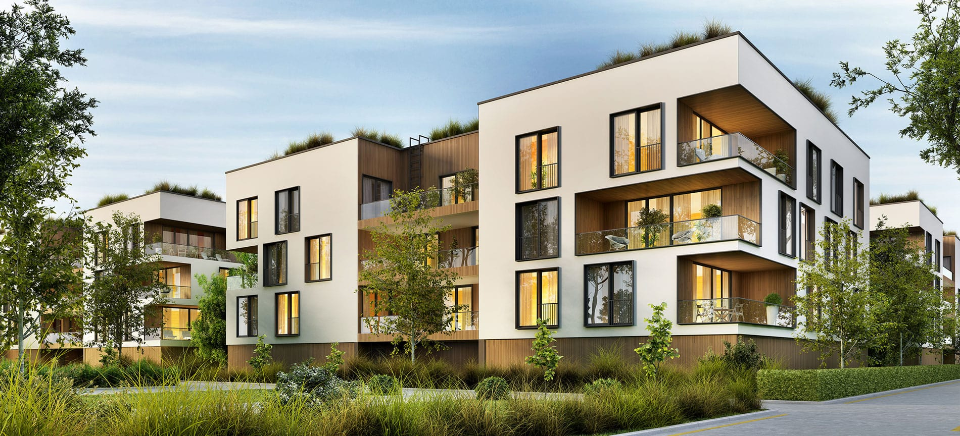 Wohnanalge Projekt in Neu Wulmstorf